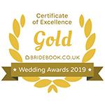 gold-bridebook