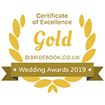 gold-bridebook