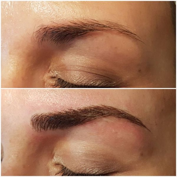 Microblading & Semi-Permanent Eyebrow Reconstruction in Exeter