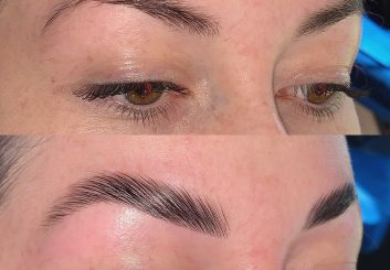 Claudia20Odey20brow20lamination20before20and20after206