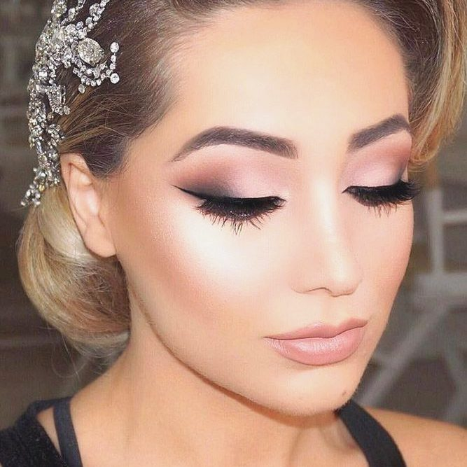 wedding makeup ideas HD Images Beautiful 25 beautiful elegant makeup ideas on pinterest prom makeup