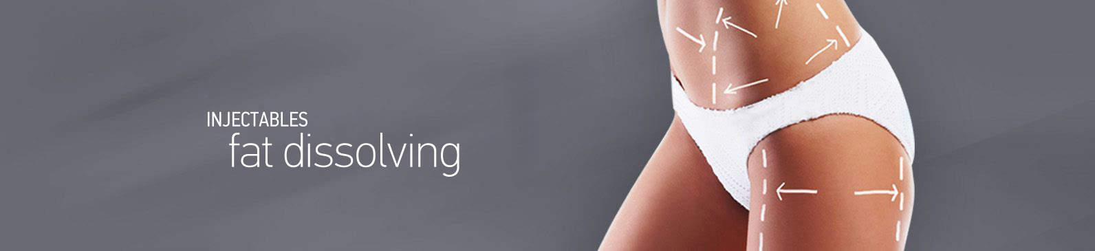 Fat dissolving injections banner